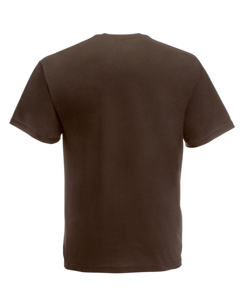 5-Pack-Men-039-s-Fruit-of-the-Loom-Plain-100-Cotton-Blank-Tee-Shirt-Tshirt-T-Shirt thumbnail 79