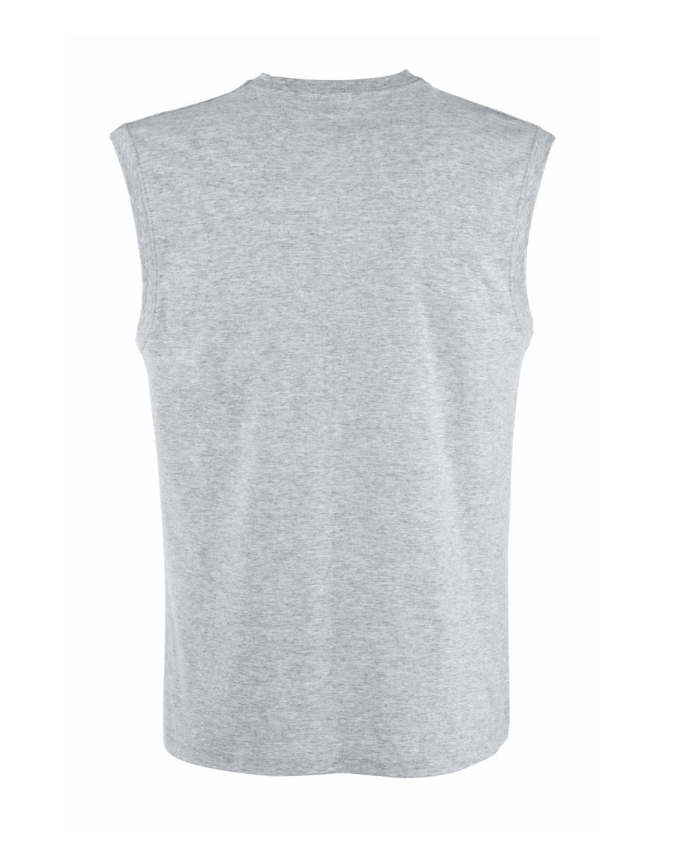 1dabcd774f030 Fruit Of The Loom Mens Plain Rounded Neck Tank Top 100% Cotton