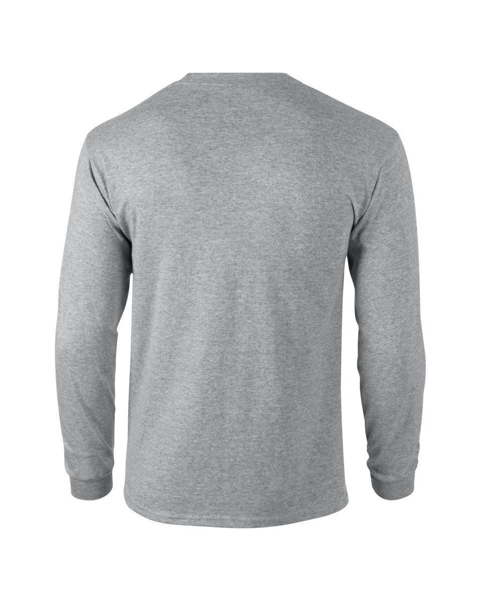 Gildan-Mens-Ultra-Cotton-Adult-Long-Sleeve-Plain-T-Shirt-Tshirt-Cotton-Tee-Shirt thumbnail 17