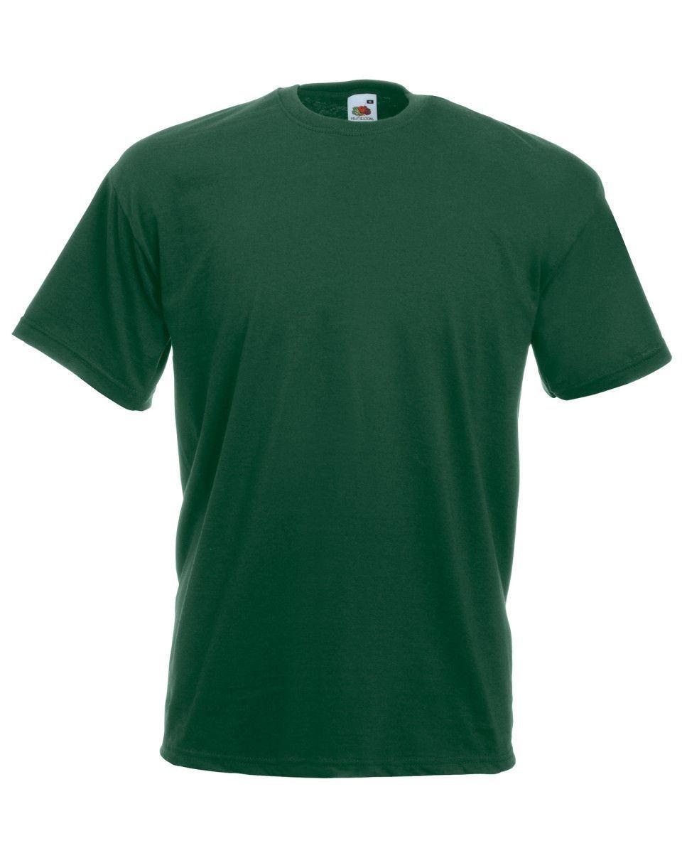 Fruit-of-the-Loom-Cotton-Plain-Blank-Men-039-s-Women-039-s-Tee-Shirt-Tshirt-T-Shirt-NEW thumbnail 33