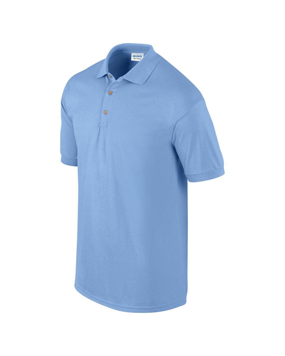 3-Pack-Gildan-Ultra-Cotton-Adult-Pique-Plain-Polo-Shirt-Tee-T-Shirt-Ringspun thumbnail 15