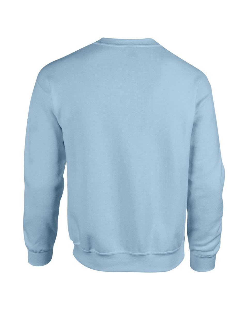 Gildan-Heavy-Blend-Adult-Crew-Neck-Pullover-Sweatshirt-Sweater-Workwear-Uniform thumbnail 111