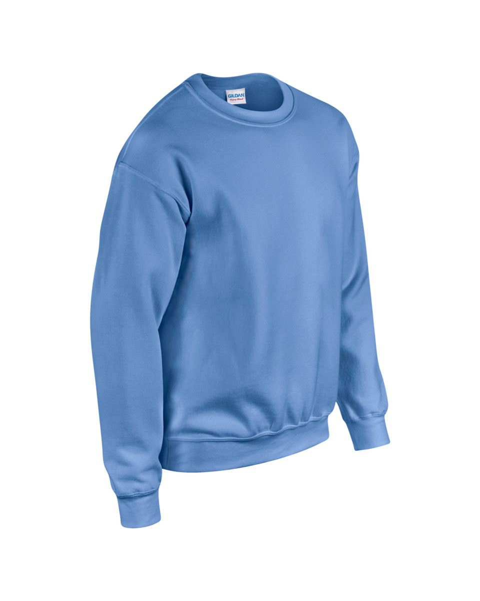 Gildan-Heavy-Blend-Adult-Crew-Neck-Pullover-Sweatshirt-Sweater-Workwear-Uniform thumbnail 48