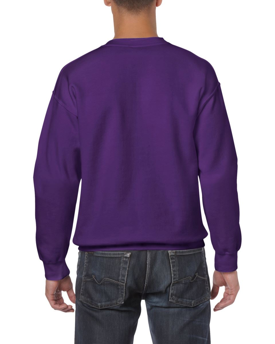 Gildan-Heavy-Blend-Adult-Crew-Neck-Pullover-Sweatshirt-Sweater-Workwear-Uniform thumbnail 133