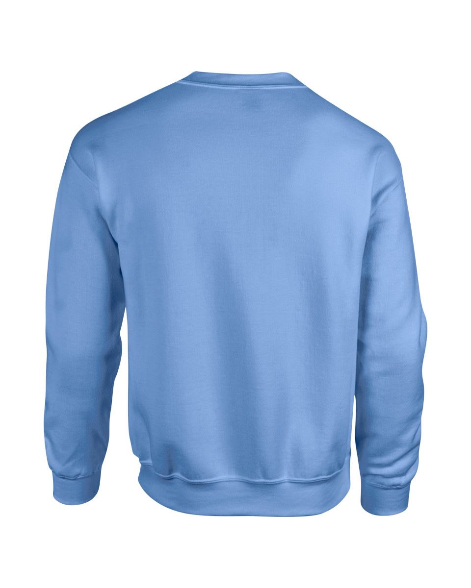 Gildan-Heavy-Blend-Adult-Crew-Neck-Pullover-Sweatshirt-Sweater-Workwear-Uniform thumbnail 49