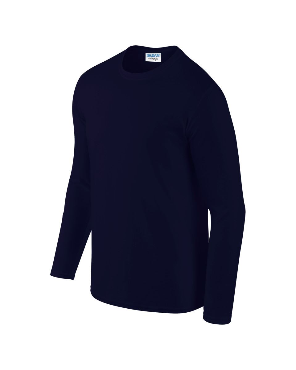 Gildan-MEN-039-S-LONG-SLEEVE-T-SHIRT-SOFT-COTTON-PLAIN-TOP-SLEEVES-CASUAL-NEW-S-2XL thumbnail 20