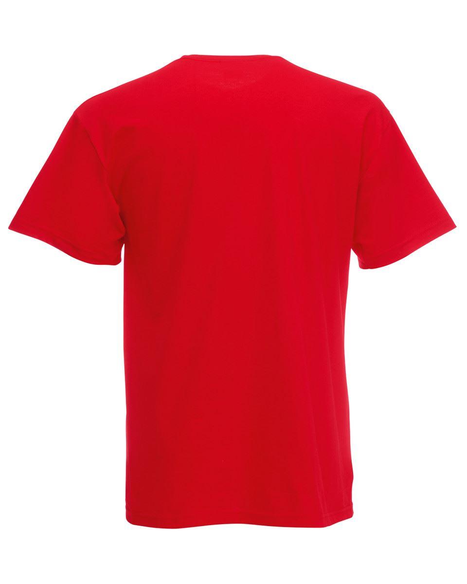 Fruit-of-the-Loom-Super-Premium-T-Shirt-Heavy-Cotton-Blank-Tee-Shirt-S-XXXL Indexbild 29