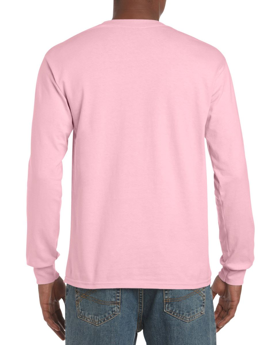Gildan-Mens-Ultra-Cotton-Adult-Long-Sleeve-Plain-T-Shirt-Tshirt-Cotton-Tee-Shirt thumbnail 84
