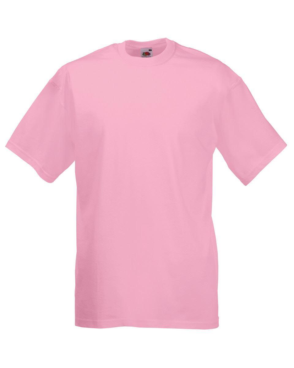 5-Pack-Men-039-s-Fruit-of-the-Loom-Plain-100-Cotton-Blank-Tee-Shirt-Tshirt-T-Shirt thumbnail 175