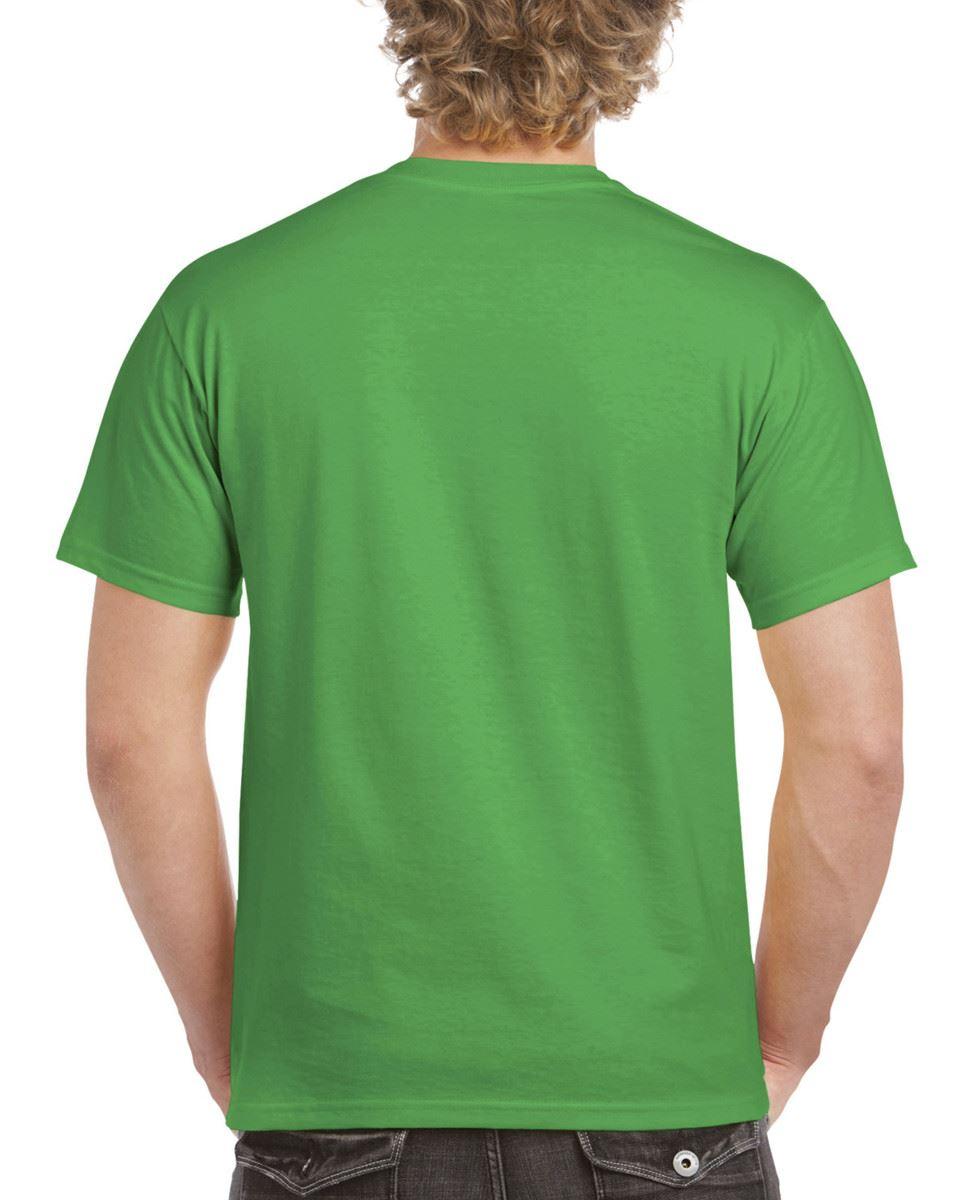 Gildan-Mens-Hammer-Plain-Crew-Neck-T-Shirts-100-Cotton thumbnail 14