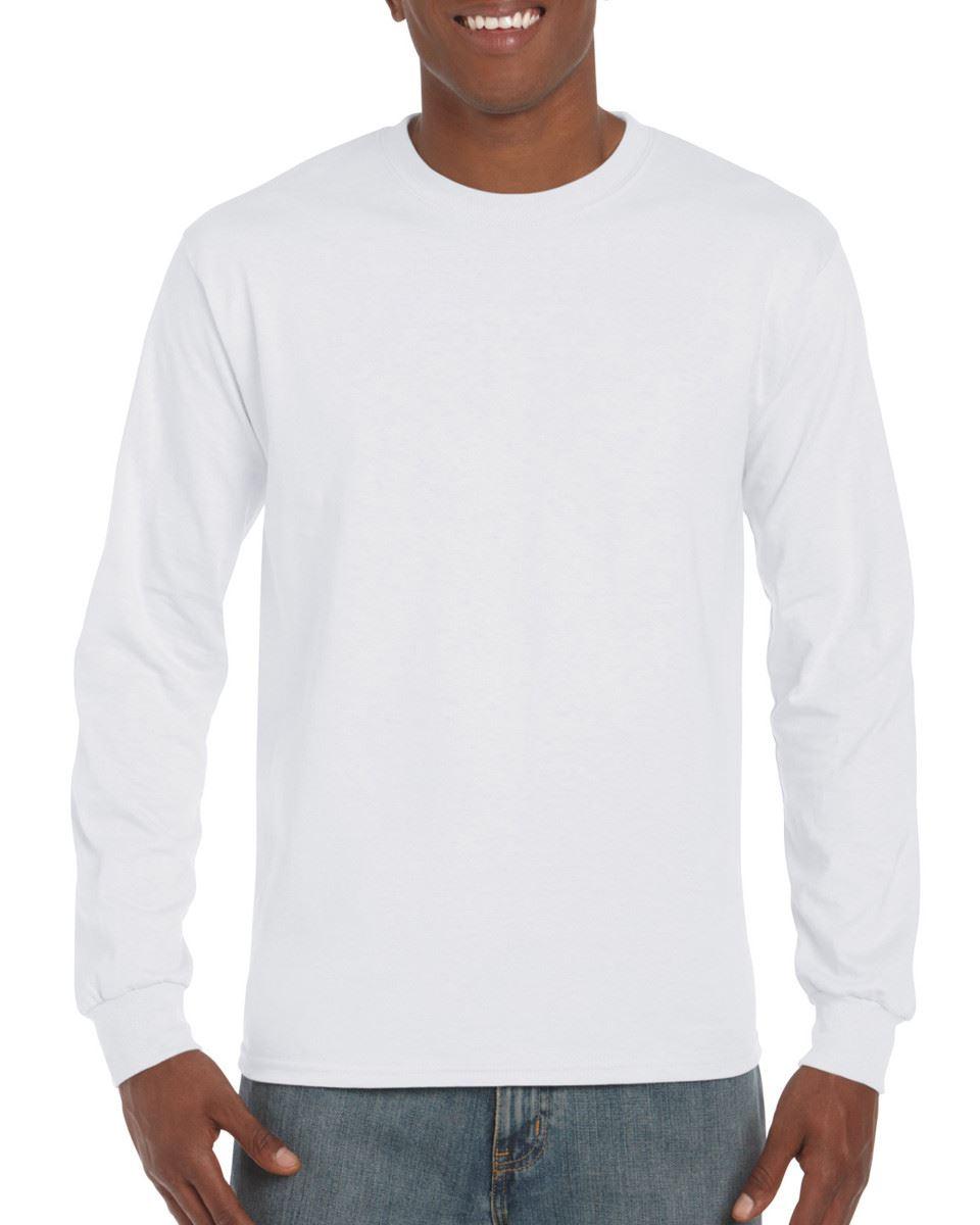 3-Pack-Gildan-Mens-Ultra-Cotton-Adult-Long-Sleeve-Plain-T-Shirt-Cotton-Tee-Shirt thumbnail 7