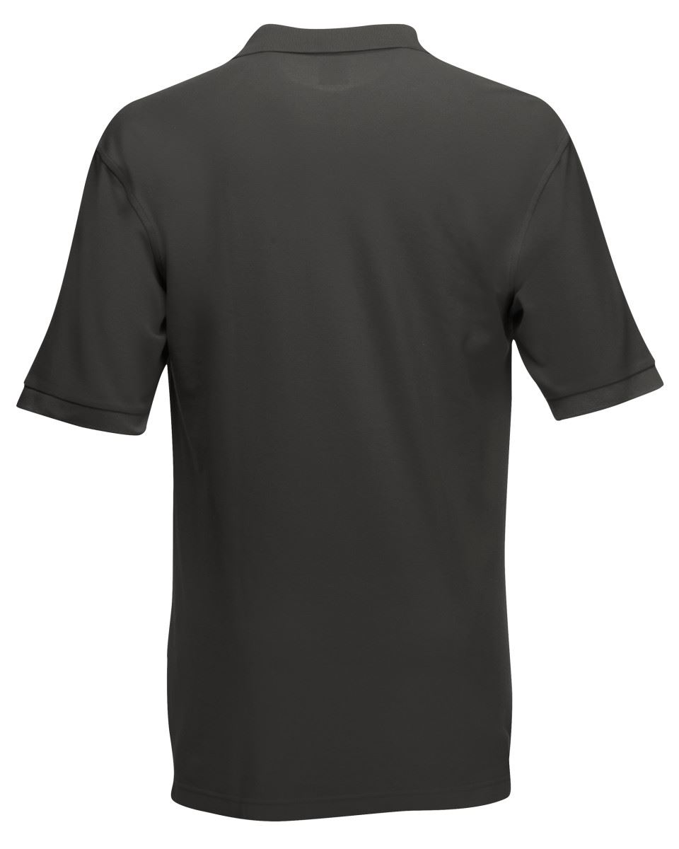 Mens-Polo-Shirts-Fruit-of-the-Loom-Premium-Polo-100-Cotton-Polo-Shirt-SS255 thumbnail 27