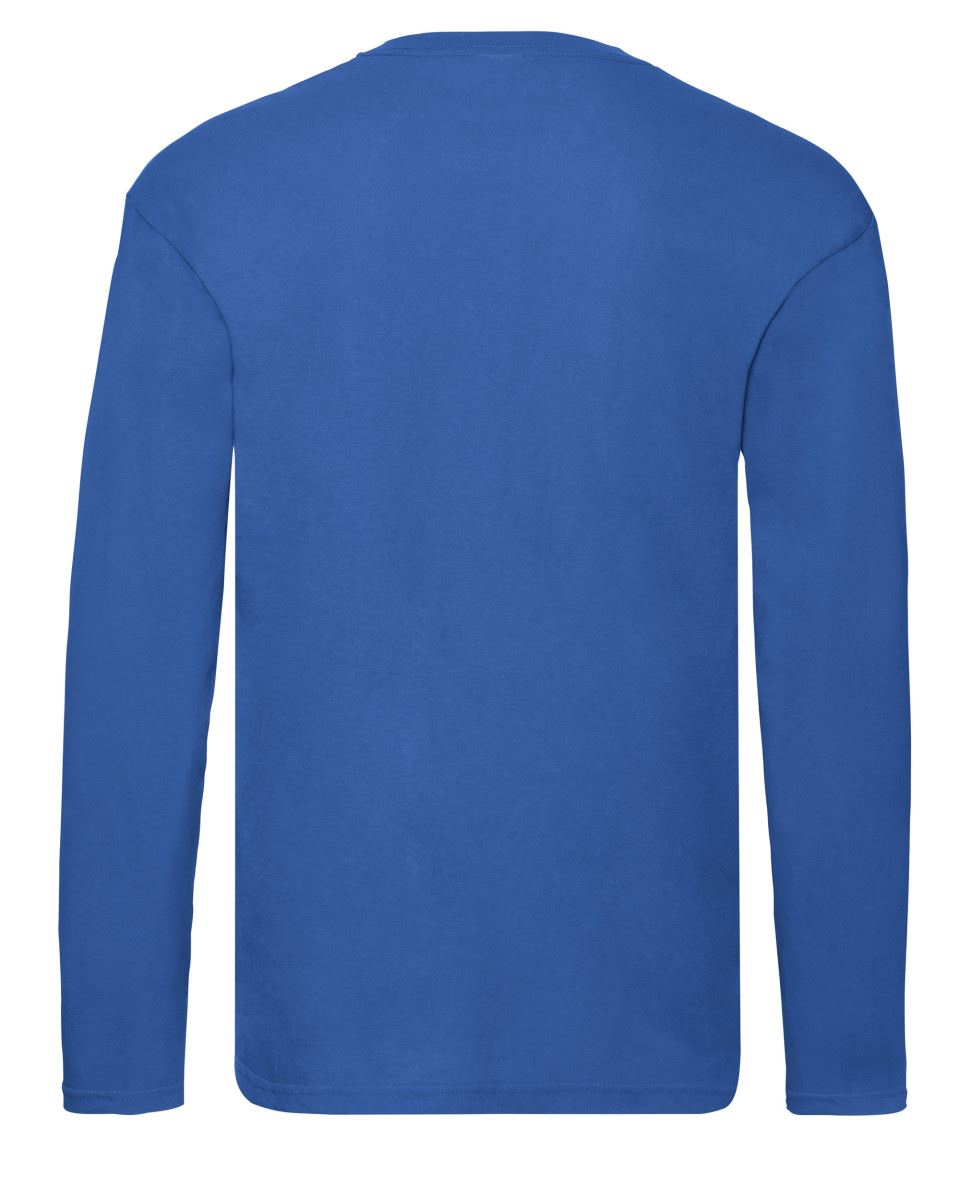 Fruit-of-the-Loom-Mens-T-Original-Long-Sleeve-Tee-Lightweight-T-Shirt-Casual-TOP thumbnail 21