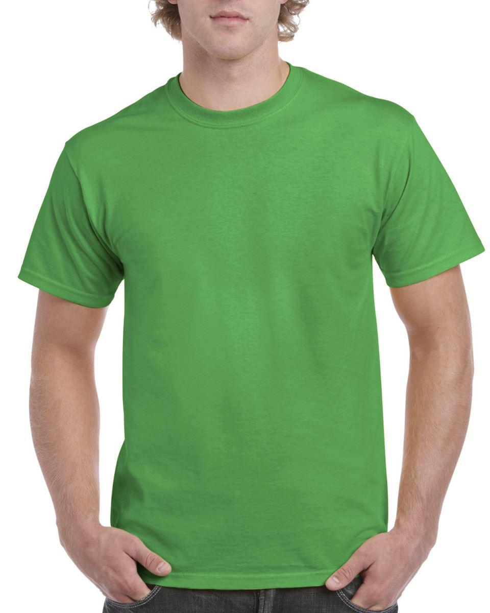 Gildan-Mens-Hammer-Plain-Crew-Neck-T-Shirts-100-Cotton thumbnail 13