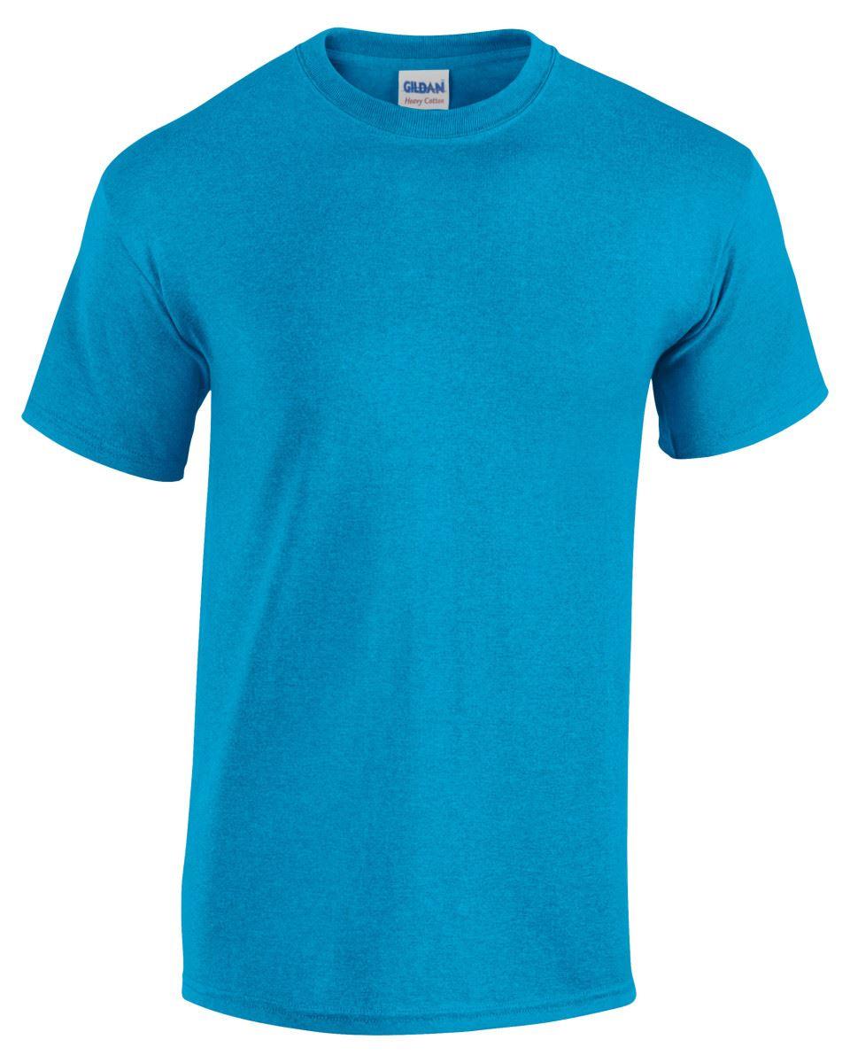 10-Pack-Plain-Gildan-Mens-Heavy-Cotton-Short-Sleeve-Plain-T-Shirt-Tee-T-Shirt thumbnail 91