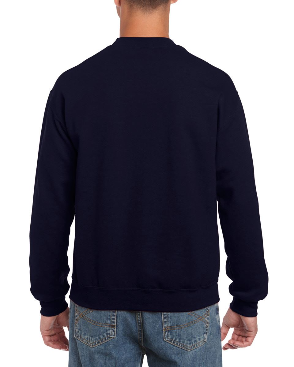 Gildan-Heavy-Blend-Adult-Crew-Neck-Pullover-Sweatshirt-Sweater-Workwear-Uniform thumbnail 19