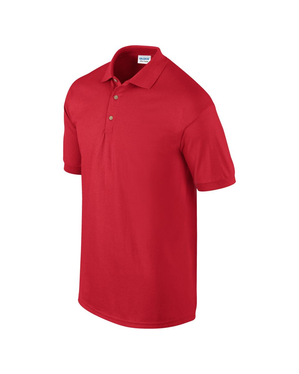 5-Pack-Gildan-Ultra-Cotton-Adult-Pique-Plain-Polo-Shirt-Tee-T-Shirt-Ringspun thumbnail 54
