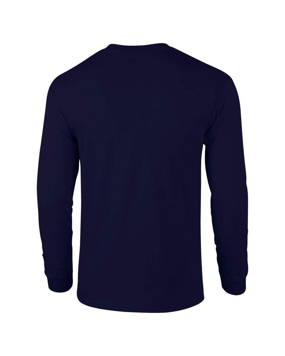 Gildan-Mens-Ultra-Cotton-Adult-Long-Sleeve-Plain-T-Shirt-Tshirt-Cotton-Tee-Shirt thumbnail 22