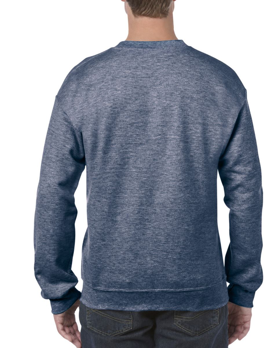 Gildan-Heavy-Blend-Adult-Crew-Neck-Pullover-Sweatshirt-Sweater-Workwear-Uniform thumbnail 89