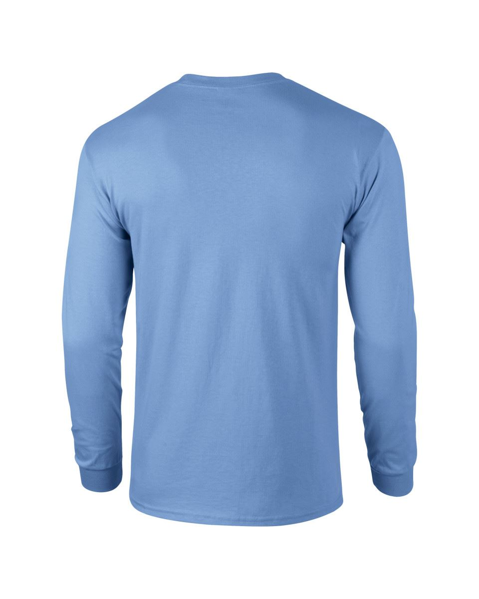 Gildan-Mens-Ultra-Cotton-Adult-Long-Sleeve-Plain-T-Shirt-Tshirt-Cotton-Tee-Shirt thumbnail 47