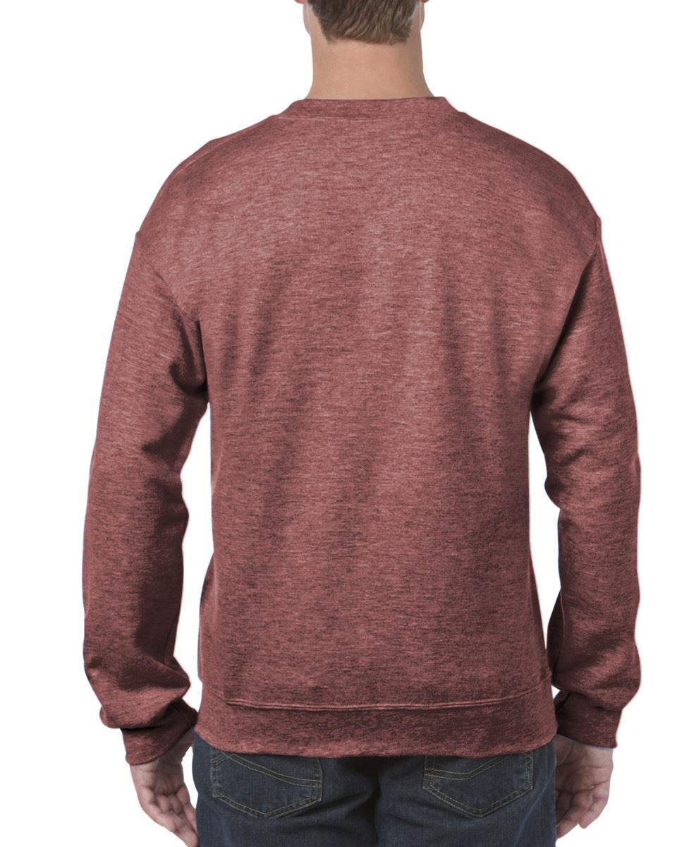 Gildan-Heavy-Blend-Adult-Crew-Neck-Pullover-Sweatshirt-Sweater-Workwear-Uniform thumbnail 87
