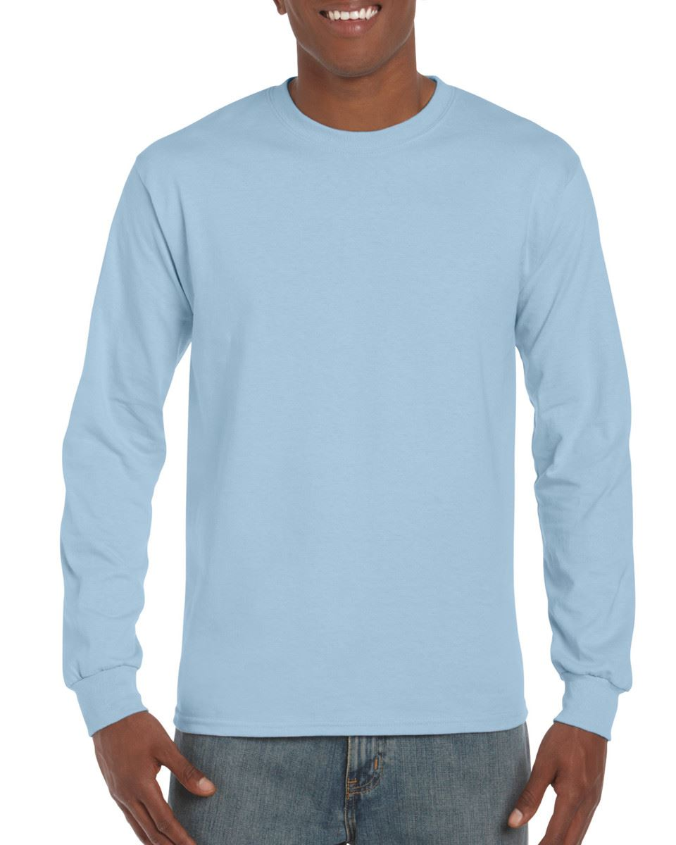 3-Pack-Gildan-Mens-Ultra-Cotton-Adult-Long-Sleeve-Plain-T-Shirt-Cotton-Tee-Shirt thumbnail 77