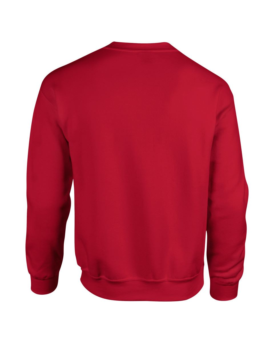 Gildan-Heavy-Blend-Adult-Crew-Neck-Pullover-Sweatshirt-Sweater-Workwear-Uniform thumbnail 59