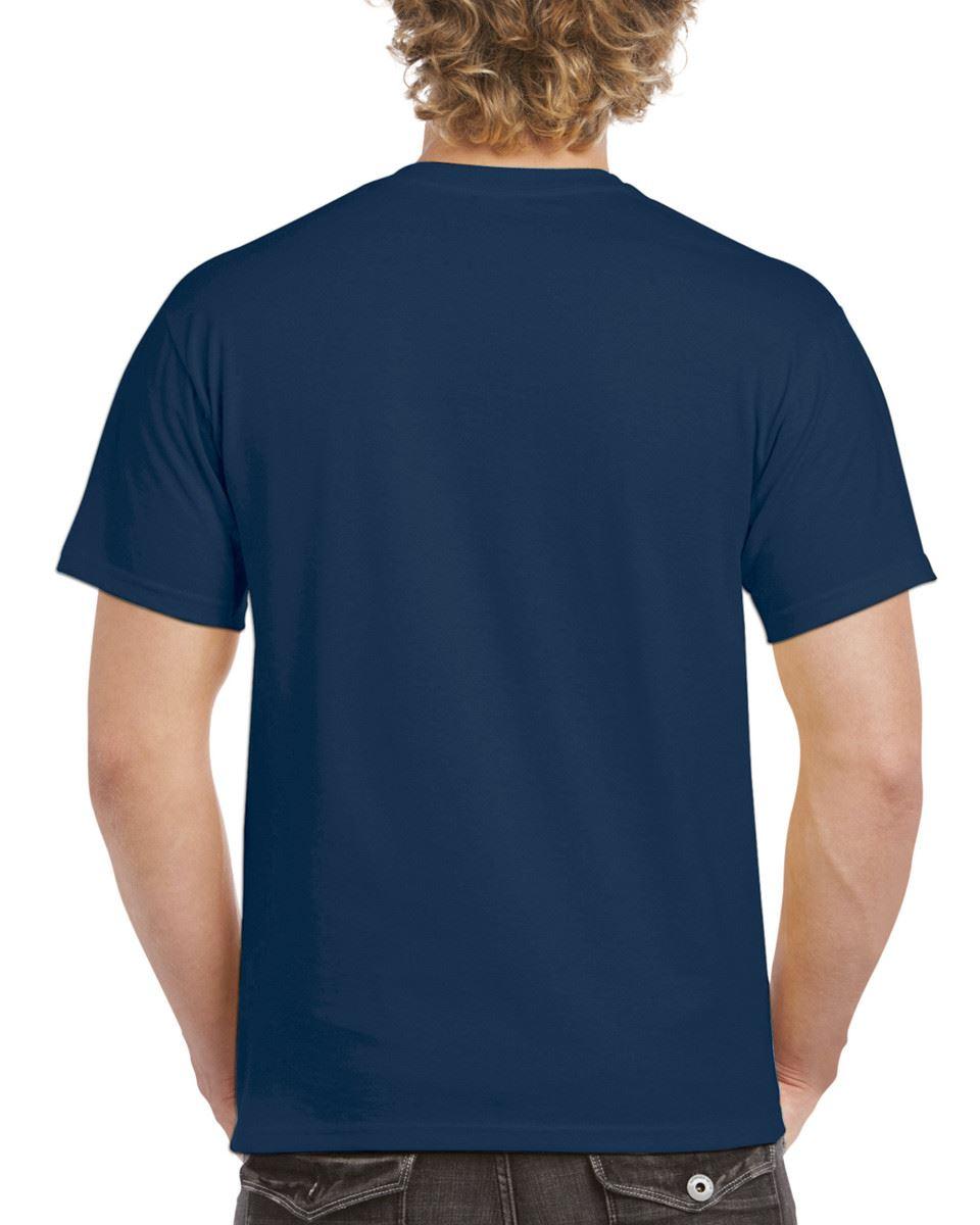 Gildan-Mens-Hammer-Plain-Crew-Neck-T-Shirts-100-Cotton thumbnail 24