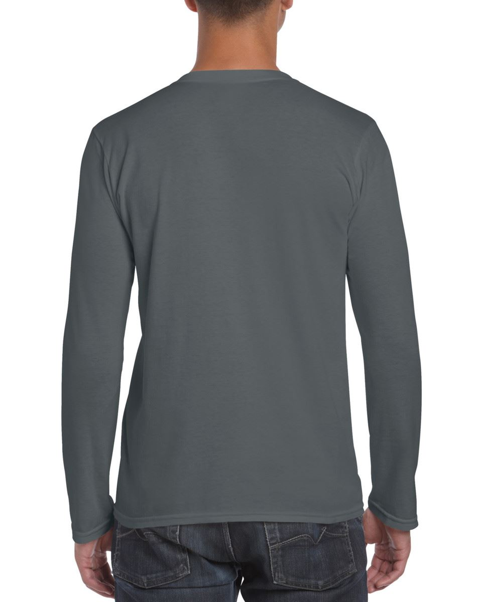 Gildan-MEN-039-S-LONG-SLEEVE-T-SHIRT-SOFT-COTTON-PLAIN-TOP-SLEEVES-CASUAL-NEW-S-2XL thumbnail 17