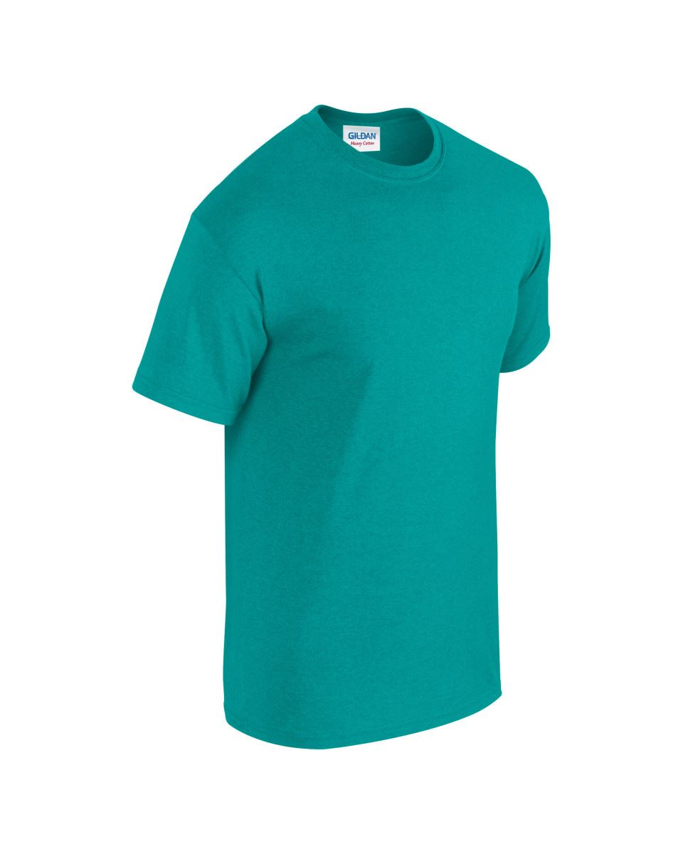 10-Pack-Plain-Gildan-Mens-Heavy-Cotton-Short-Sleeve-Plain-T-Shirt-Tee-T-Shirt thumbnail 25