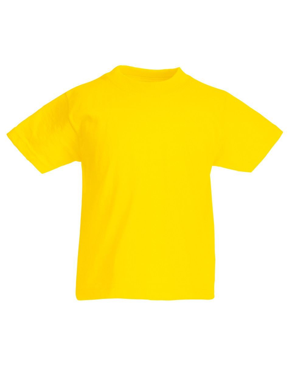 5-Pack-Fruit-Of-The-Loom-KIDS-T-SHIRT-TEE-CHILDREN-BOYS-GIRLS-SCHOOL-PE-ALL-AGES thumbnail 250