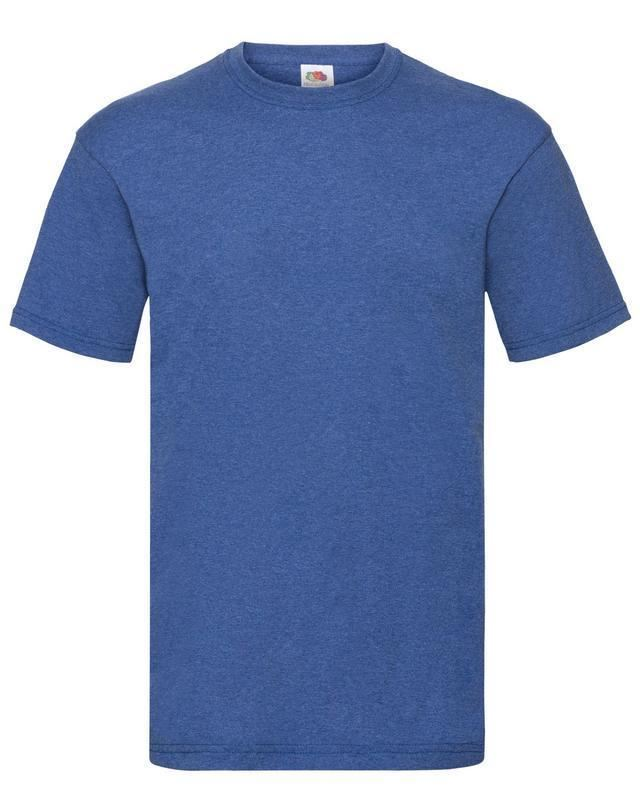 Fruit-Of-The-Loom-Mens-Womens-Valueweight-Plain-Crew-Neck-T-Shirt-Tee-Cotton thumbnail 142