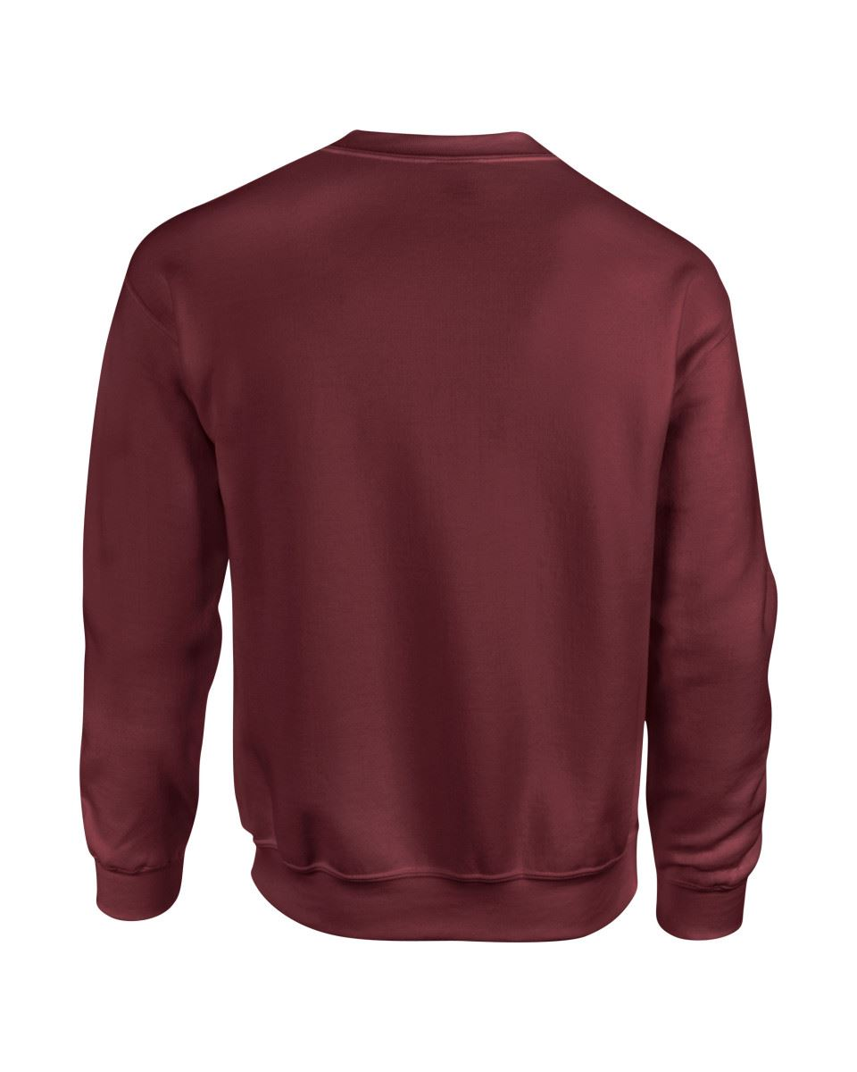 Gildan-Heavy-Blend-Adult-Crew-Neck-Pullover-Sweatshirt-Sweater-Workwear-Uniform thumbnail 121