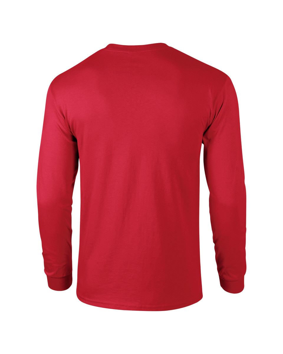 Gildan-Mens-Ultra-Cotton-Adult-Long-Sleeve-Plain-T-Shirt-Tshirt-Cotton-Tee-Shirt thumbnail 27