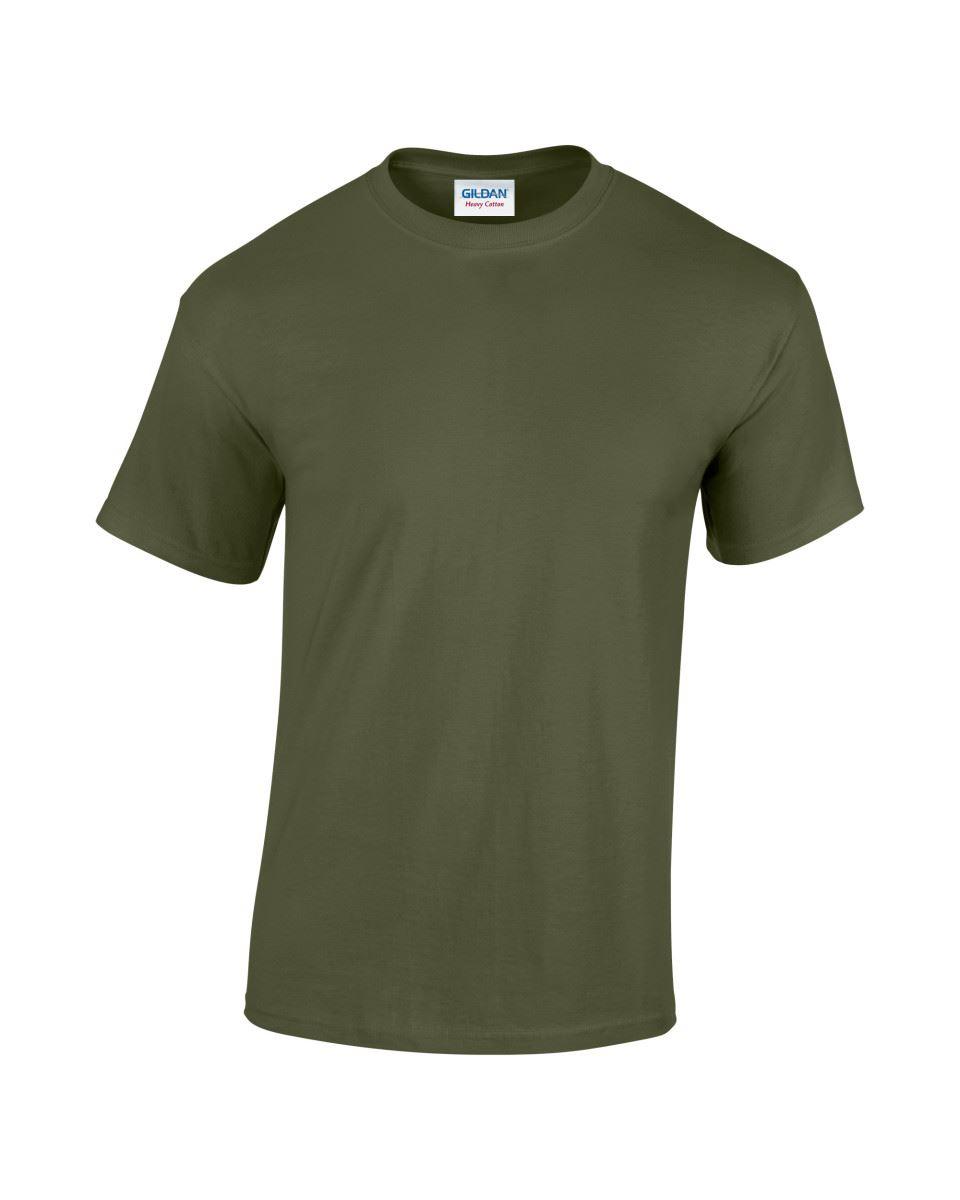 10-Pack-Plain-Gildan-Mens-Heavy-Cotton-Short-Sleeve-Plain-T-Shirt-Tee-T-Shirt thumbnail 146