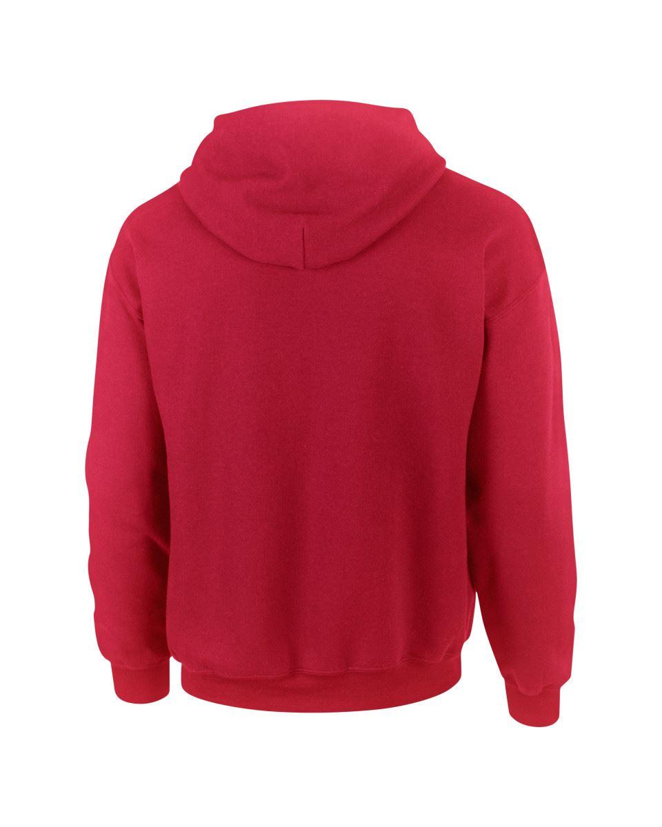 Gildan-Heavy-Blend-Plain-Contrast-Hooded-Sweatshirt-Hoodie-Sweat-Hoody-Jumper thumbnail 24