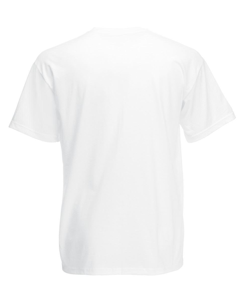 Fruit-of-the-Loom-Super-Premium-T-Shirt-Heavy-Cotton-Blank-Tee-Shirt-S-XXXL Indexbild 3