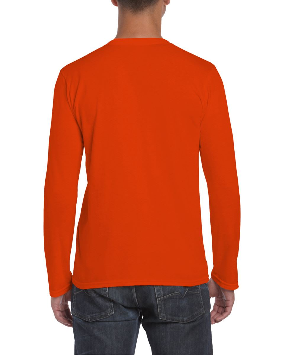 Gildan-MEN-039-S-LONG-SLEEVE-T-SHIRT-SOFT-COTTON-PLAIN-TOP-SLEEVES-CASUAL-NEW-S-2XL thumbnail 27