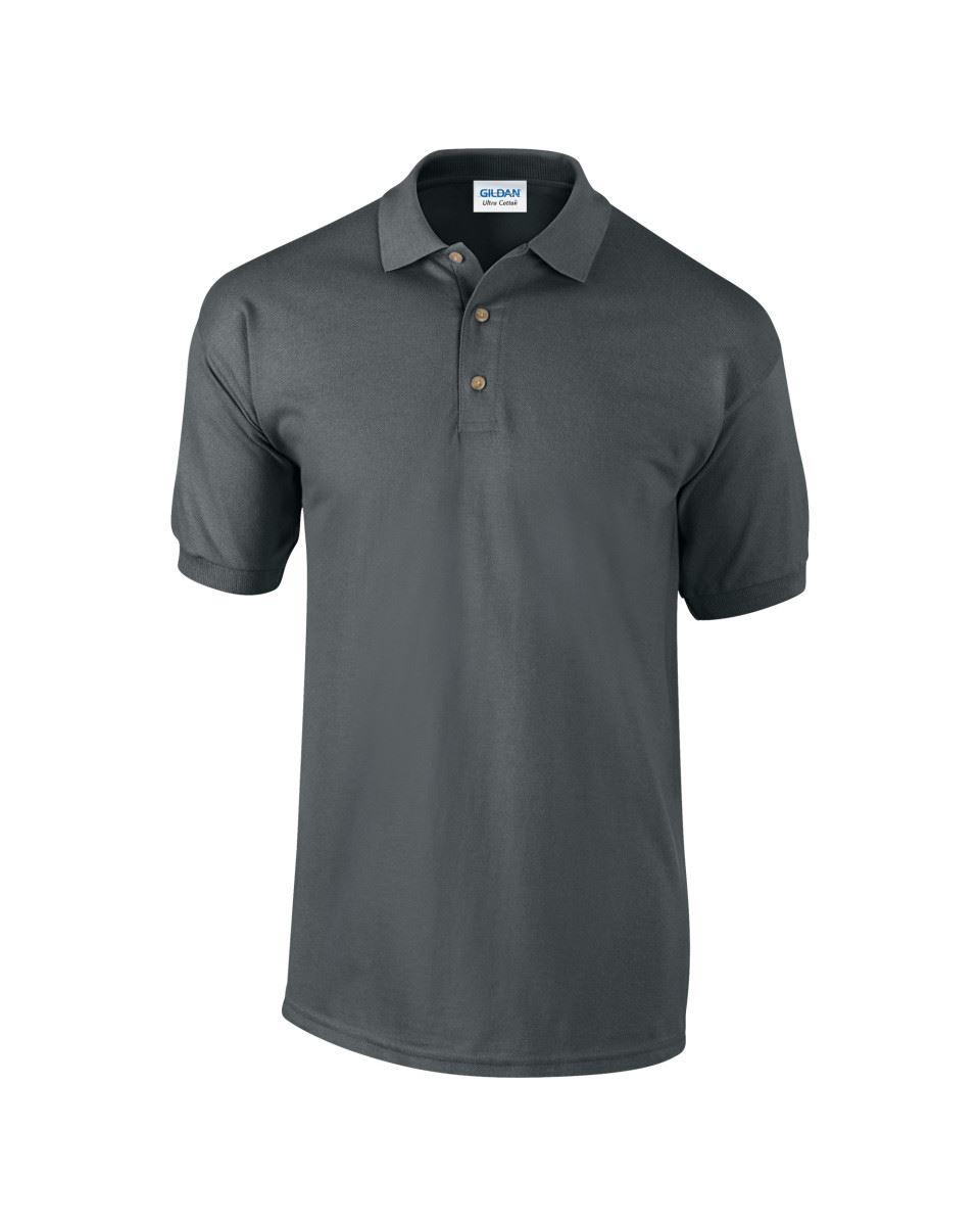 5-Pack-Gildan-Ultra-Cotton-Adult-Pique-Plain-Polo-Shirt-Tee-T-Shirt-Ringspun thumbnail 19