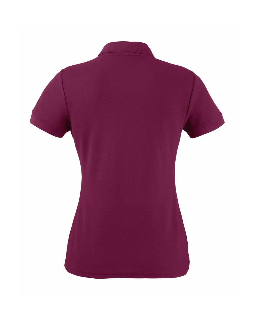 Fruit-Of-The-Loom-Ladies-Lady-Fit-Premium-Pique-Cadat-Collar-Polo-Shirts-T-shirt thumbnail 7
