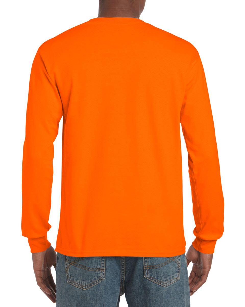 Gildan-Mens-Ultra-Cotton-Adult-Long-Sleeve-Plain-T-Shirt-Tshirt-Cotton-Tee-Shirt thumbnail 104