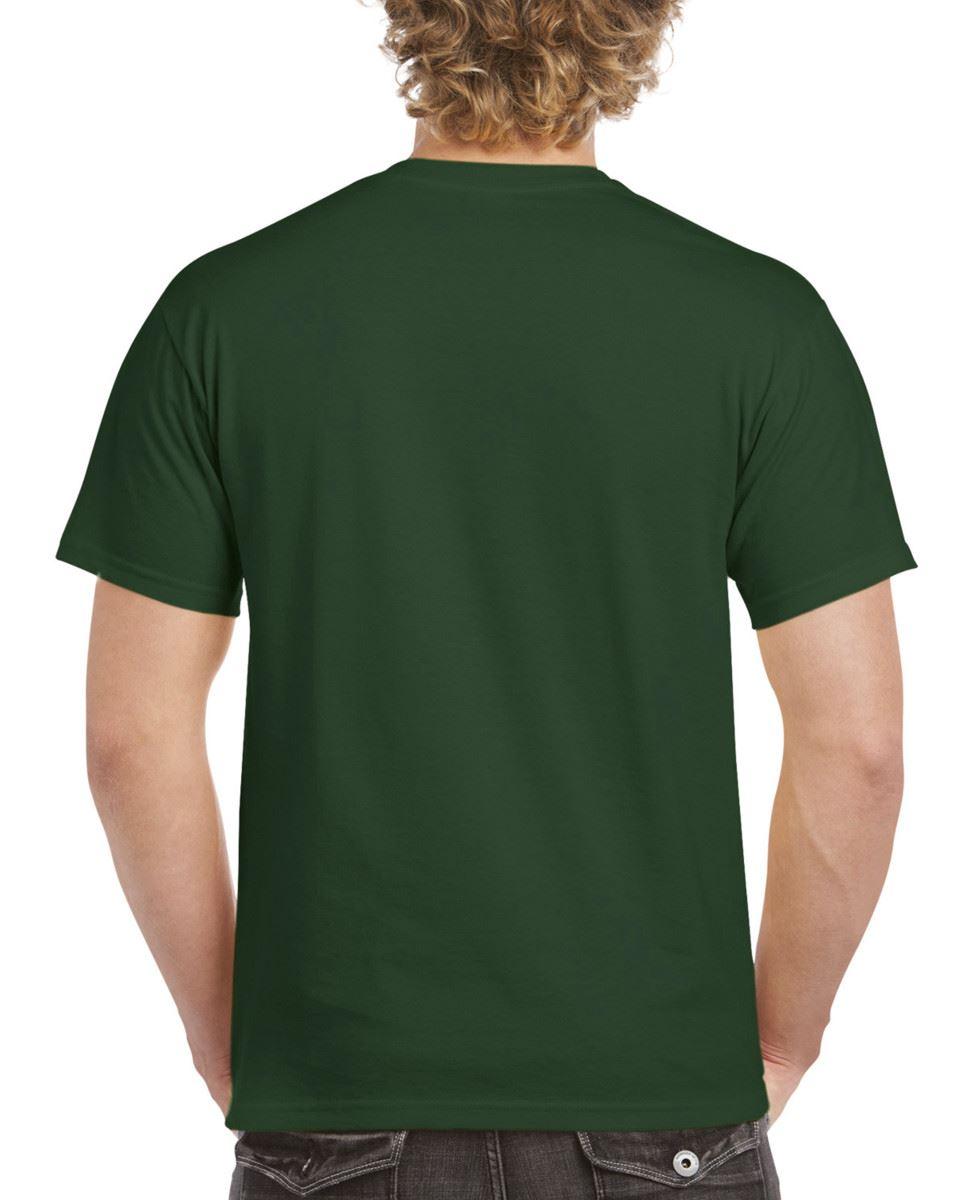Gildan-Mens-Hammer-Plain-Crew-Neck-T-Shirts-100-Cotton thumbnail 20