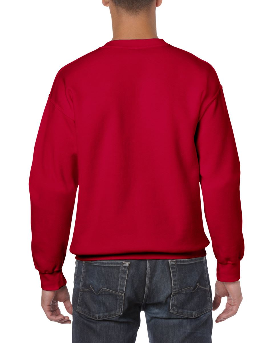 Gildan-Heavy-Blend-Adult-Crew-Neck-Pullover-Sweatshirt-Sweater-Workwear-Uniform thumbnail 56