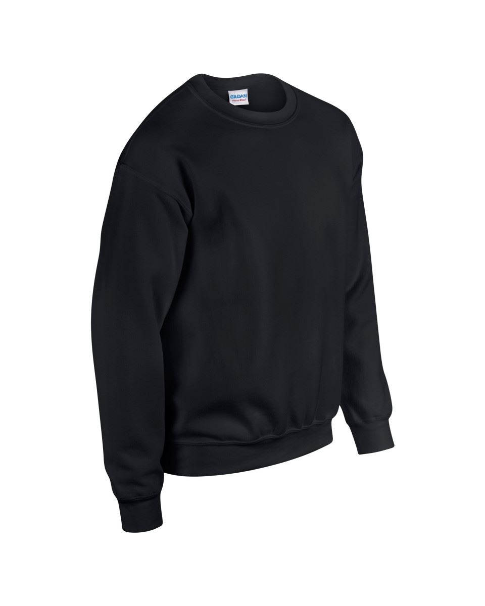 Gildan-Heavy-Blend-Adult-Crew-Neck-Pullover-Sweatshirt-Sweater-Workwear-Uniform thumbnail 11
