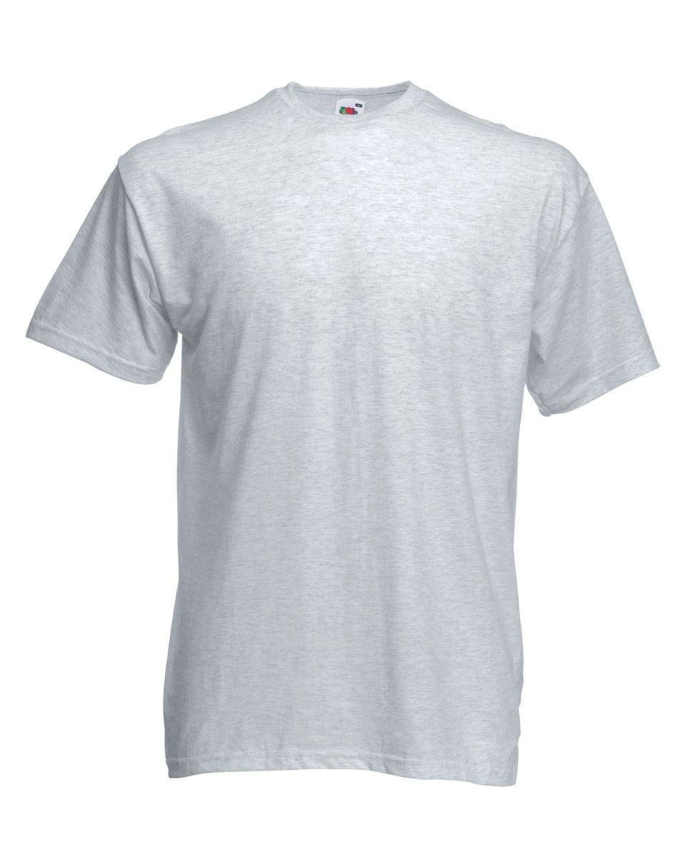 5-Pack-Men-039-s-Fruit-of-the-Loom-Plain-100-Cotton-Blank-Tee-Shirt-Tshirt-T-Shirt thumbnail 28