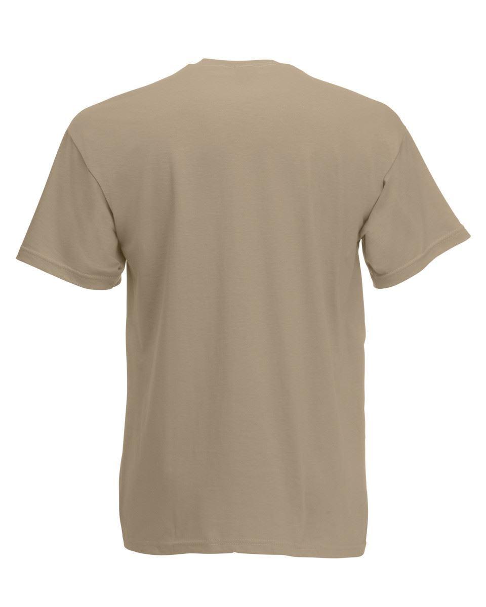 5-Pack-Men-039-s-Fruit-of-the-Loom-Plain-100-Cotton-Blank-Tee-Shirt-Tshirt-T-Shirt thumbnail 156