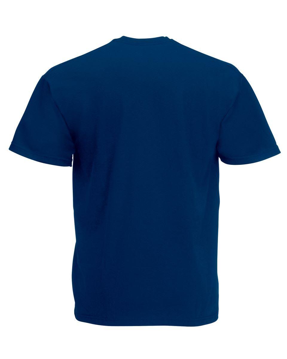 5-Pack-Men-039-s-Fruit-of-the-Loom-Plain-100-Cotton-Blank-Tee-Shirt-Tshirt-T-Shirt thumbnail 212