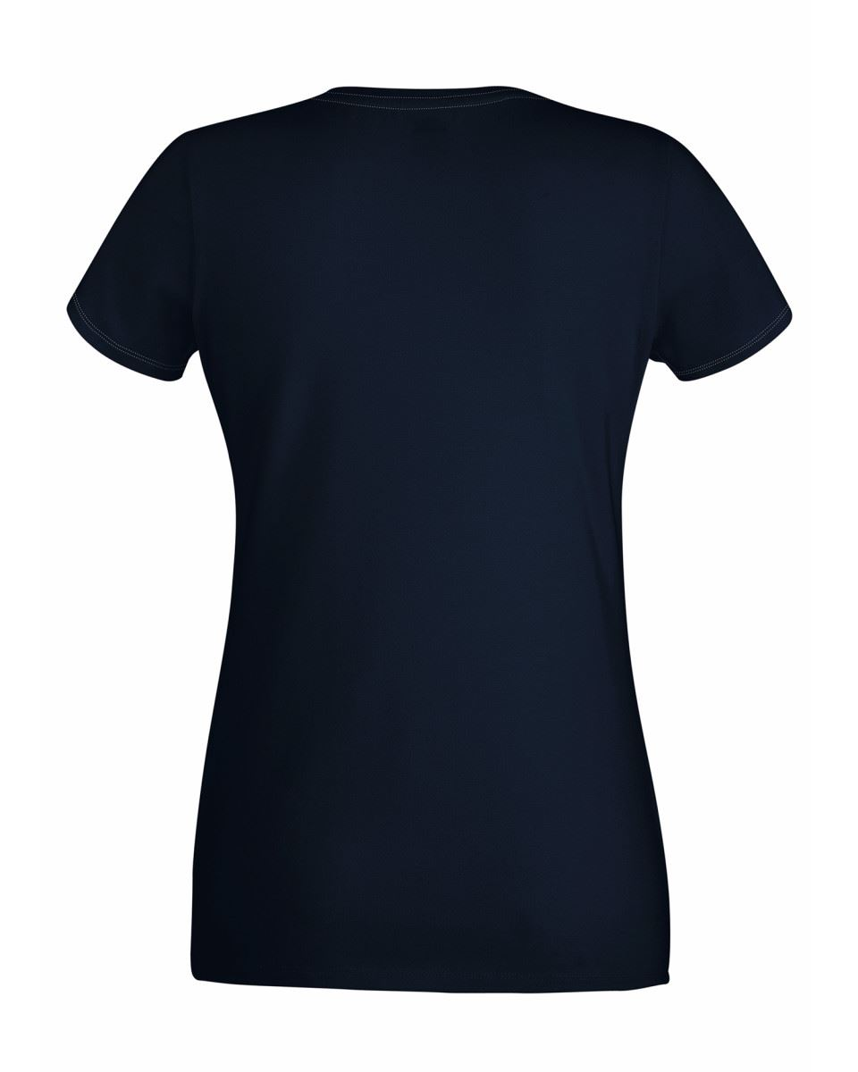Fruit-Of-The-Loom-LADIES-T-SHIRT-V-NECK-LADY-FIT-COTTON-LYCRA-TOP-TEE-XS-2XL thumbnail 7