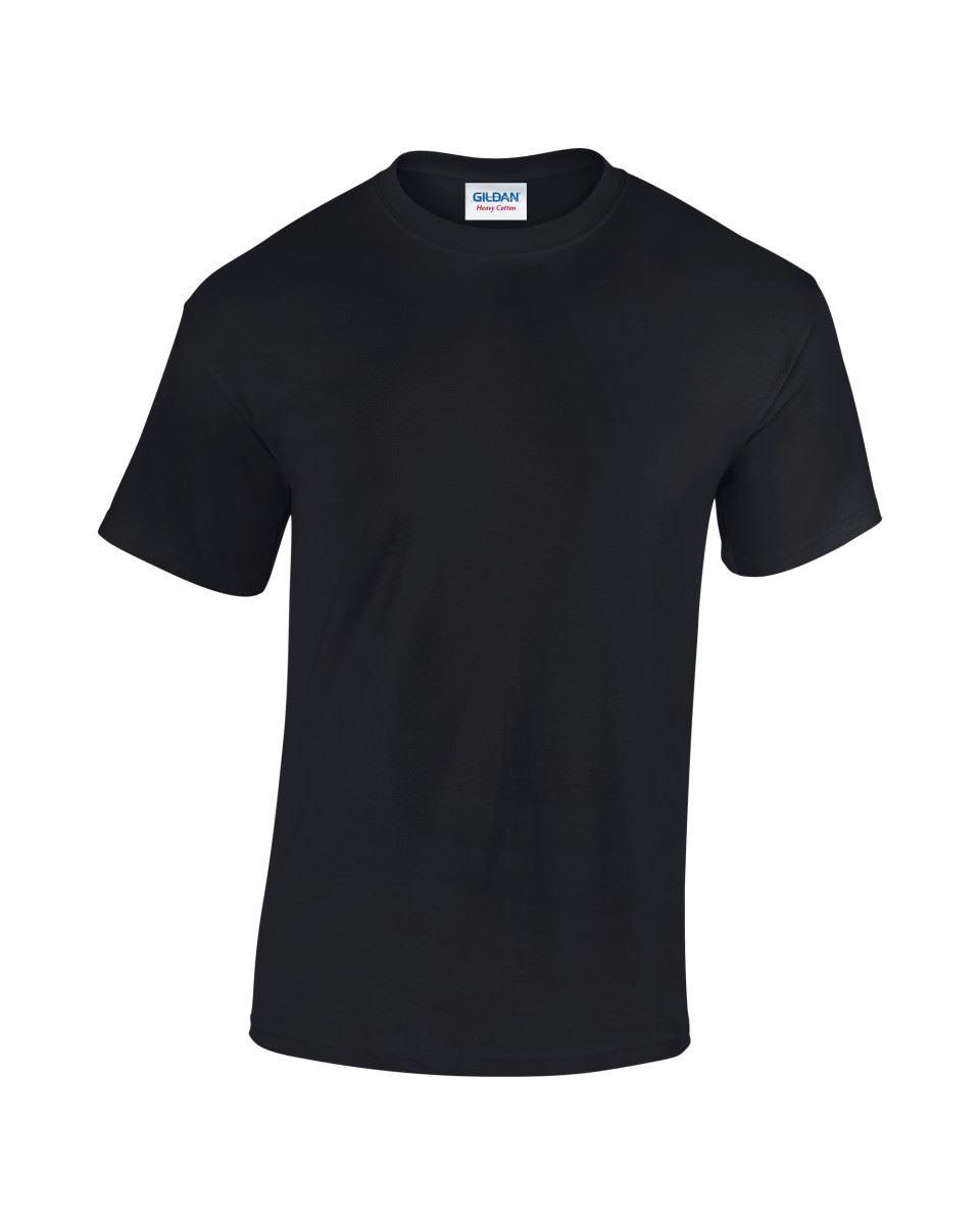 10-Pack-Plain-Gildan-Mens-Heavy-Cotton-Short-Sleeve-Plain-T-Shirt-Tee-T-Shirt thumbnail 9