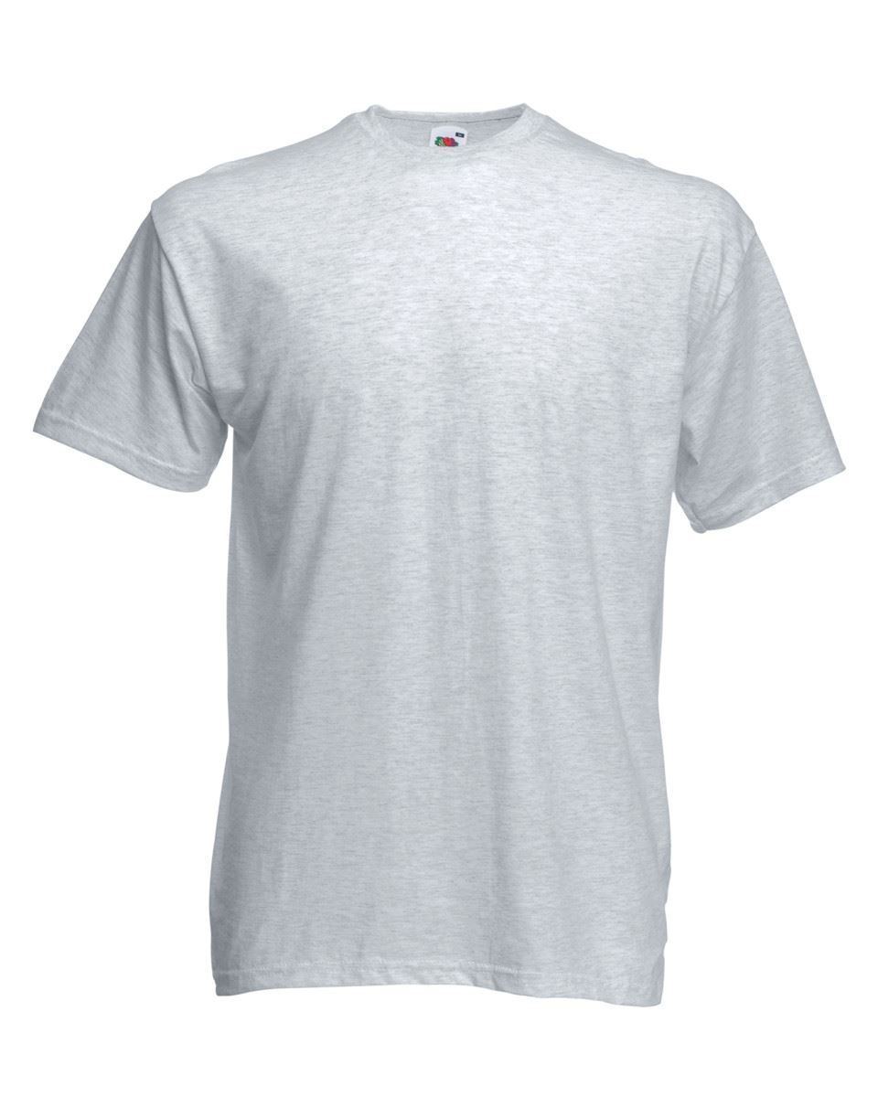 5-Pack-Men-039-s-Fruit-of-the-Loom-Plain-100-Cotton-Blank-Tee-Shirt-Tshirt-T-Shirt thumbnail 30